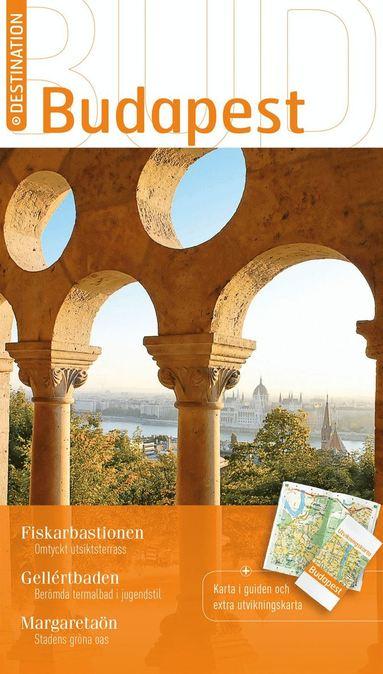 bokomslag Destination Budapest