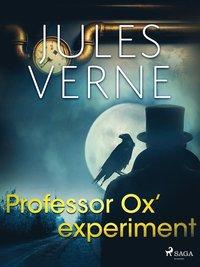 bokomslag Professor Ox´ experiment