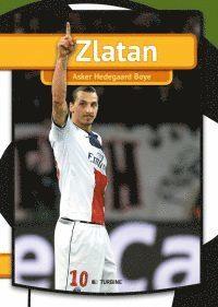 bokomslag Zlatan (fransk)