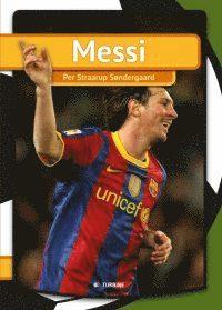 bokomslag Messi (fransk)