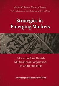 bokomslag Strategies in Emerging Markets