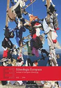 bokomslag Ethnologia Europaea Journal of European Ethnology: Volume 41:2