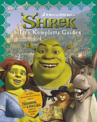 bokomslag Shrek - Den kompletta guiden