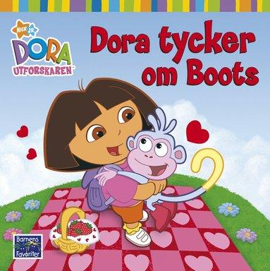 bokomslag Dora utforskaren - Dora tycker om Boots