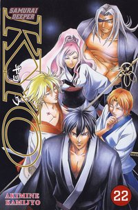 bokomslag Samurai Deeper Kyo 22