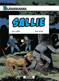 bokomslag Blårockarna. Sallie