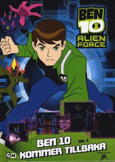 bokomslag Ben 10 Alien Force 2