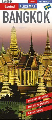 bokomslag Bangkok - Fleximap