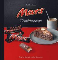 bokomslag Den lilla boken om Mars