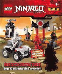bokomslag LEGO Ninjago