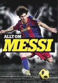 bokomslag Allt om Messi