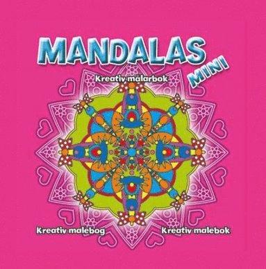 bokomslag Mini Mandalas - Rosa