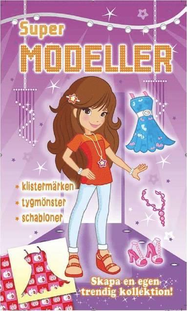 bokomslag Supermodeller Deluxe, Lila