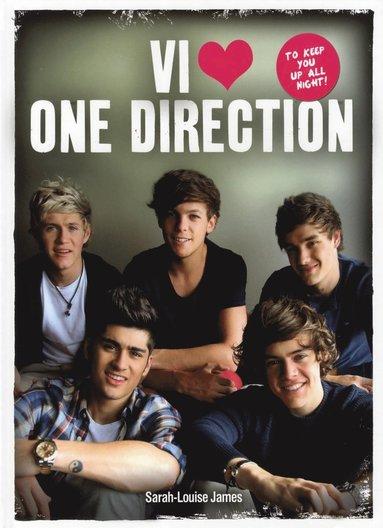 bokomslag Vi (älskar) One Direction