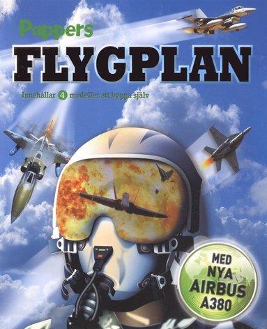 bokomslag Pappersflygplan