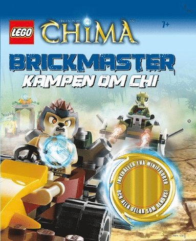 bokomslag LEGO Legends of Chima : kampen om Chi