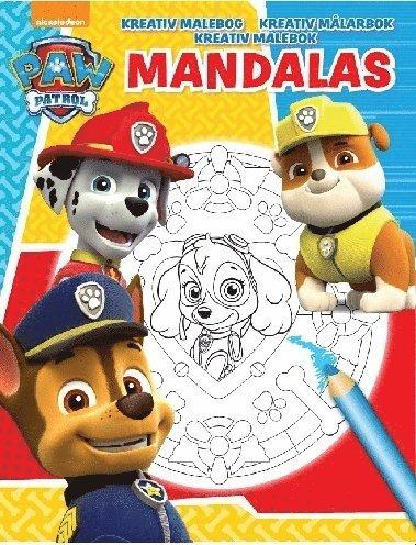 bokomslag Nickelodeon Paw Patrol Mandalas