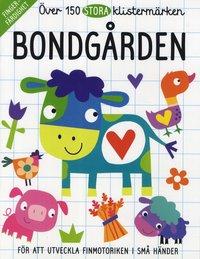 bokomslag 150 Klistermärken : bondgården