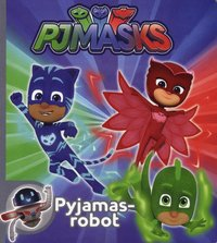 bokomslag Pyjamas-robot