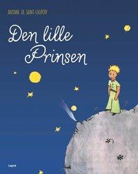 bokomslag Den lille prinsen (lyxutgåva i kassett)