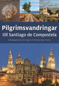 bokomslag Pilgrimsvandringar till Santiago de Compostela