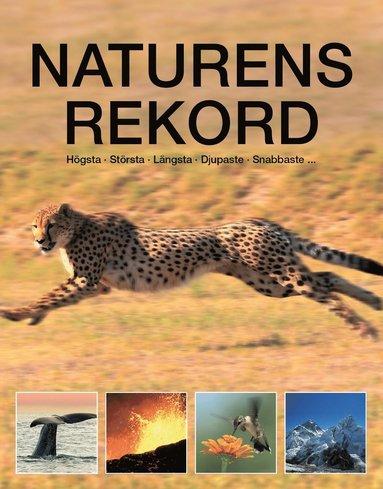bokomslag Naturens rekord