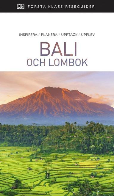 bokomslag Bali och Lombok - Första klass