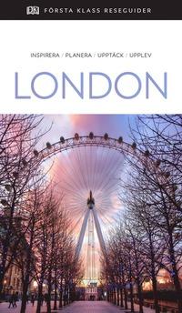 bokomslag London - Första klass