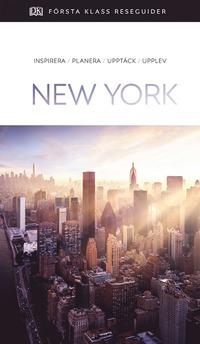 bokomslag New York - Första klass