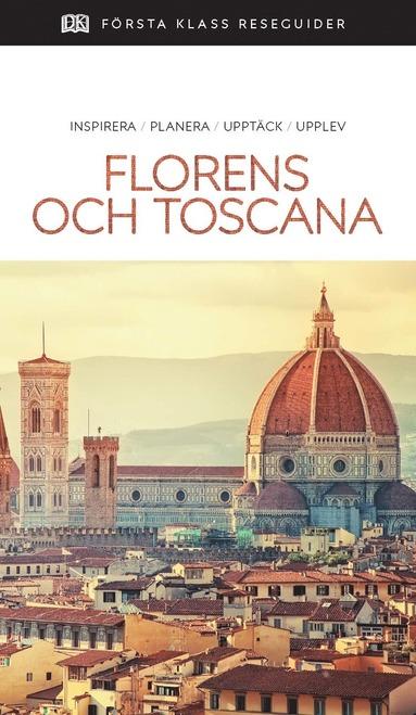 bokomslag Florens och Toscana - Första klass