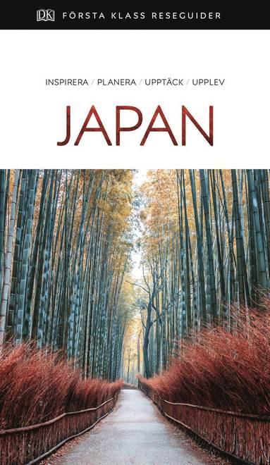 bokomslag Japan - Första klass