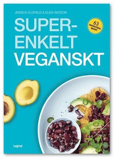bokomslag Superenkelt veganskt