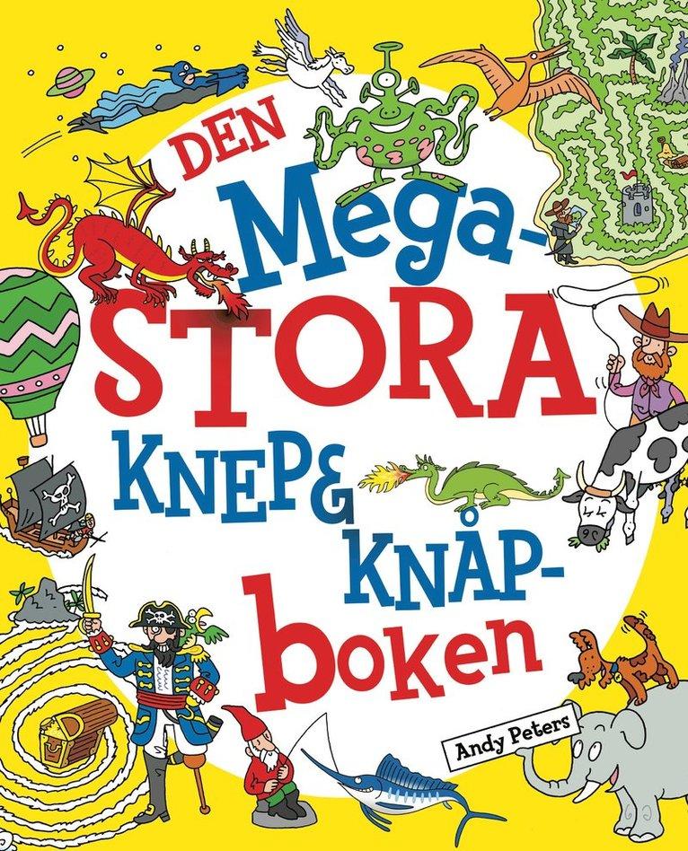 Den megastora knep & knåp-boken 1