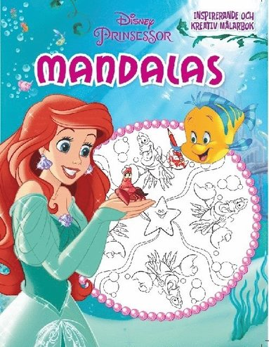 bokomslag Mandalas Ariel
