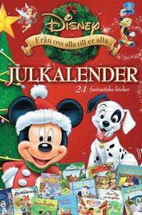 bokomslag Disney Julkalender