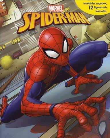 bokomslag Marvel Sagobok Spiderman