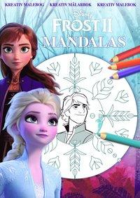 bokomslag Disney Frost II Mandalas