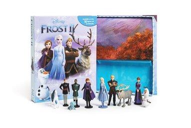 bokomslag Frost 2 (sagobok, figurer, lekmatta)