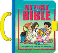 bokomslag My First Handy Bible