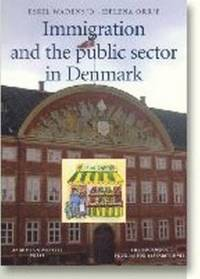 bokomslag Immigration and the public sector in Denmark