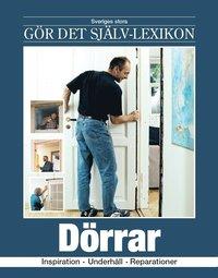 bokomslag Dörrar : inspiration, underhåll, reparationer