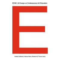 bokomslag EDGE: 20 Essays On Contemporary Art Education