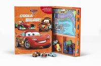 bokomslag Disney Cars 2 - Coola bilar! (sagobok, figurer, lekmatta)