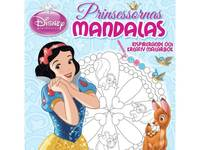 bokomslag Disney Prinsessornas Mandalas : Snövit