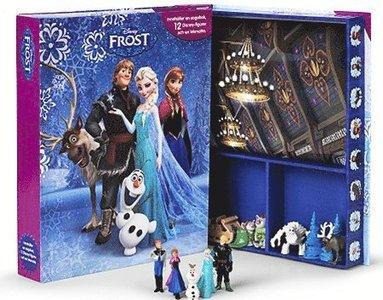 bokomslag Disney Frost (bok, figurer, lekmatta)