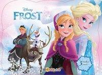 bokomslag Mitt lilla bibliotek : Frost 3 olika titlar