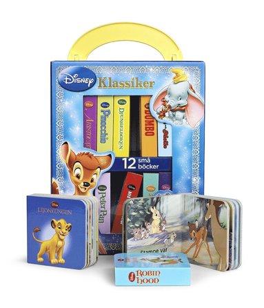 bokomslag Disney Mitt första bibliotek : Klassiker