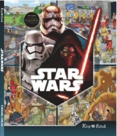 bokomslag Star Wars : titta och hitta