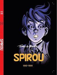 bokomslag Spirou 1992-1999