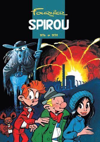bokomslag Spirou 1976-1979
